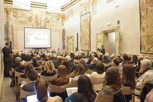 L'Intervento del torinese Nicolas Marzolino, vittima civile di guerra, in Senato