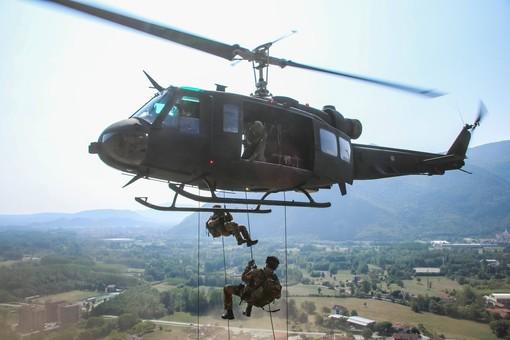 """""""Altius Three"""": gli specialisti del soccorso in montagna si addestrano in Val di Susa"""