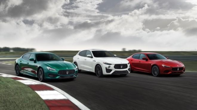 Ghibli e Quattroporte, con la nuova versione Trofeo, si trasformano nelle super berline di Maserati