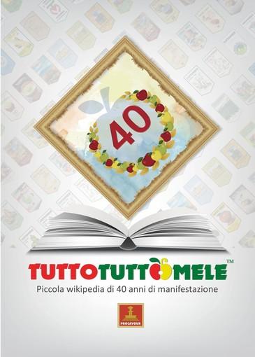 Sul sito della Procavour l'e-book per ripercorrere 40 anni di Tuttomele