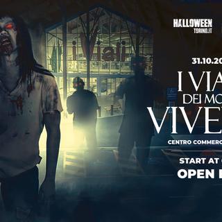 Halloween Torino 2019: mega festa notturna nel centro commerciale