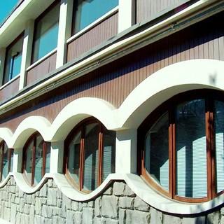 """FAS Serramenti: """"Only Glass Design"""" e forme speciali"""