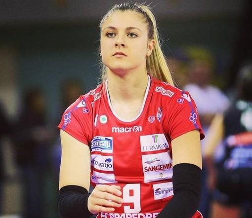Anna Venturini è una nuova giocatrice del Barricalla Cus Torino Volley