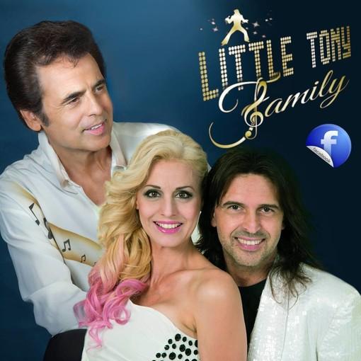 La Little Tony Family ospite su Radio Alfa