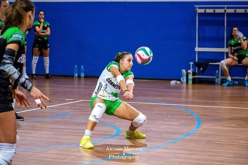 """""""Certi amori non finiscono. Valentina Torrese al Barricalla Cus Torino Volley"""