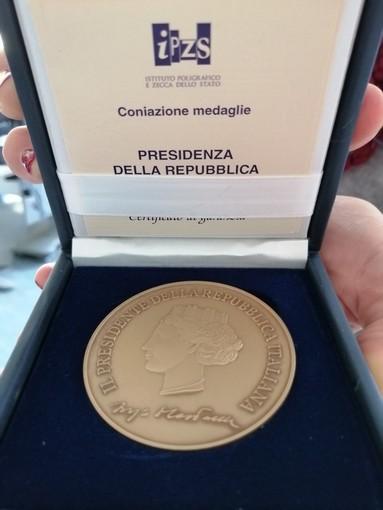 Mezzenile, una medaglia del Capo dello Stato per la celebrazione delle Lingue madri