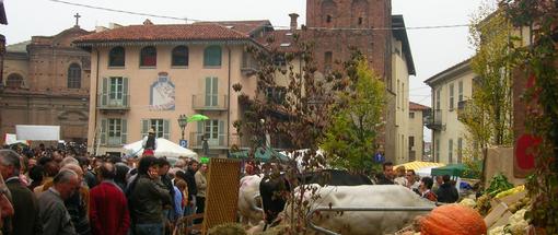 La 31esima Sagra d'Autunno a Piasco entra nel vivo da giovedì 10 e regala emozioni fino al 15 ottobre