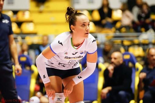 Barricalla Cus Torino Volley: in regia per il secondo anno Rebecca Rimoldi