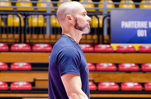 Omar Capuzzo per il quarto anno al Barricalla Cus Torino Volley