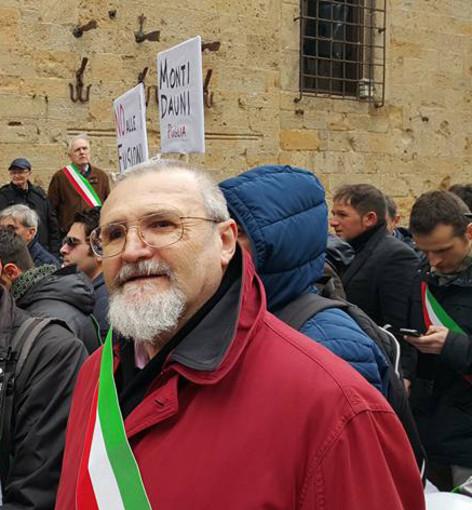Lo storico sindaco Giovanni Aldighieri