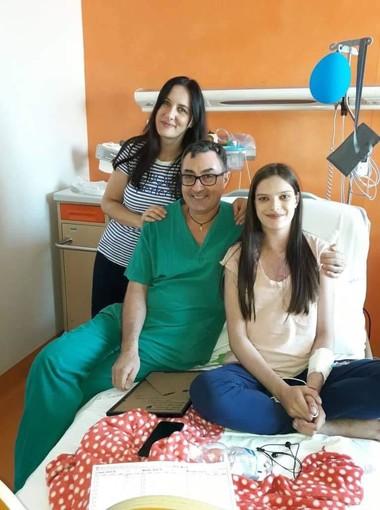 Dalla Serbia a Torino con il cuore con un solo ventricolo, salvata con un complesso intervento che le evita il trapianto