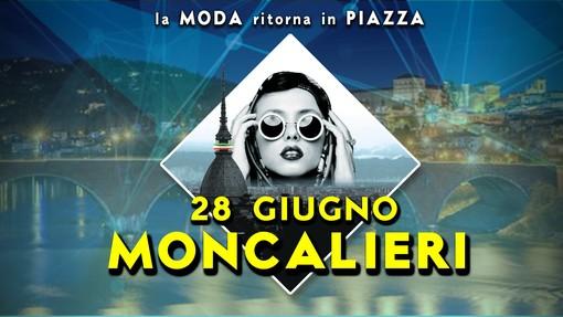 Moncalieri: dopo mesi di noia, la moda ritorna in piazza!!!