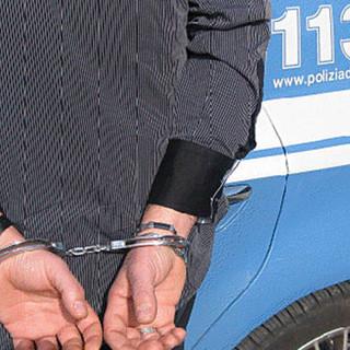 Evade dagli arresti domiciliari ma viene subito arrestato