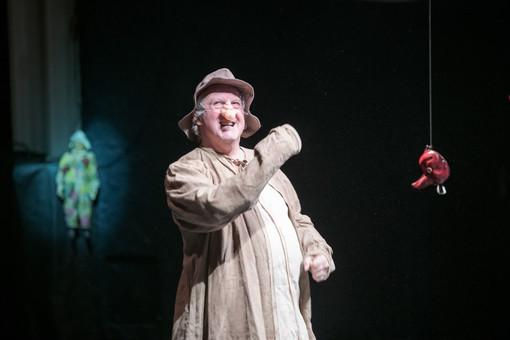 eugenio allegri per solo in teatro