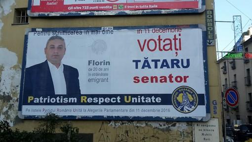 La campagna elettorale rumena passa per Torino