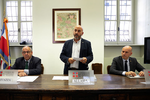 Regione Piemonte, si insedia l'Osservatorio contro l'usura