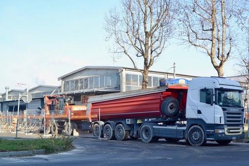 Teleriscaldamento a Grugliasco, fino al 4 dicembre cambia la viabilità per i lavori di asfaltatura