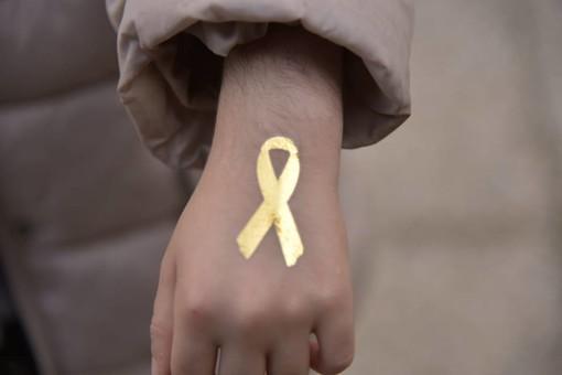 """Dal 23 al 29 settembre """"Accendi d'Oro, Accendi la Speranza"""" contro il cancro infantile"""