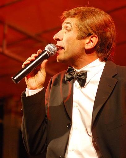 """Dario Ballantini ad Arena Live Festival: """"Diamo importanza alla comicità, ce n'è bisogno"""""""