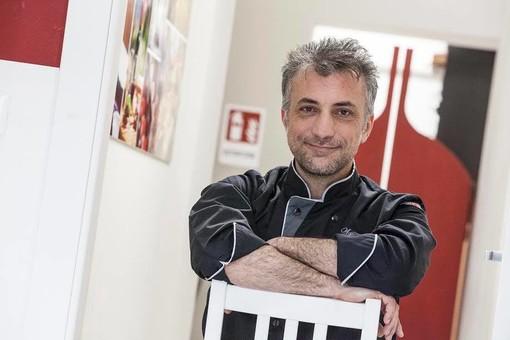 Lo chef Agostino Bonanno
