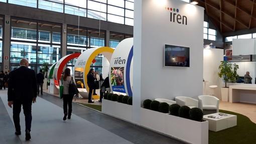 Ecomondo: i servizi green economy di Iren in vetrina alla Fiera di Rimini