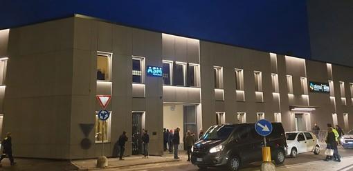 Iren, un nuovo look alle sedi di Asm Vercelli