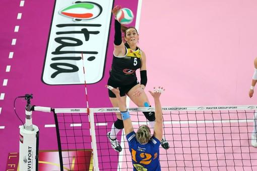 Barricalla Cus Torino Volley. arriva Silvia Lotti