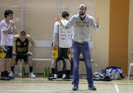 Franz Conti sarà al timone del Basket Don Bosco Crocetta per le prossime due stagioni
