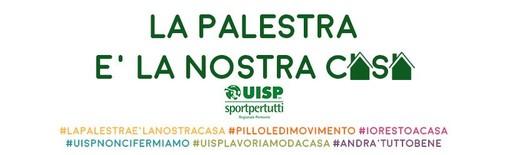 #Iorestoacasa perché #lapalestraèlanostracasa
