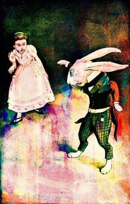 Alice e il Bianconiglio