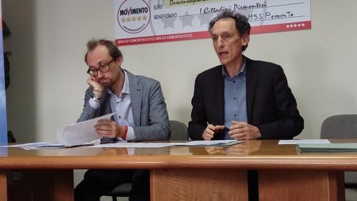 Davide Bono nuovo capogruppo M5S Piemonte