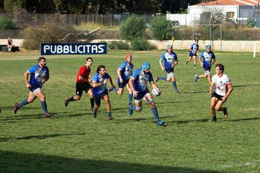 Un'immagine scattata da Claudio Acquafresca relativa al match di Alghero della scorsa settimana