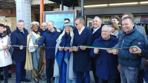 Mondovì: l'ATL del Cuneese ha inaugurato il nuovo ufficio turistico di Breo (Foto e video)