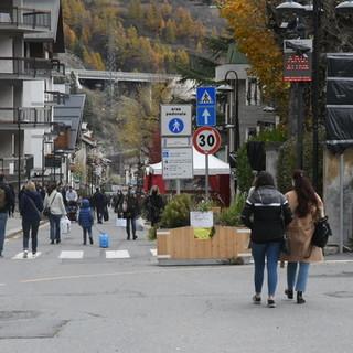 A Bardonecchia torna l'area pedonale urbana in occasione del Ponte dell'immacolata