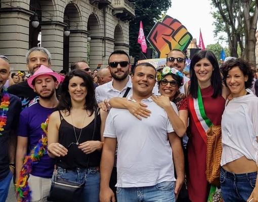 """Sì dal M5S al documento politico del Torino Pride:""""Diritti Lgbtqi parte di ciò che siamo"""""""