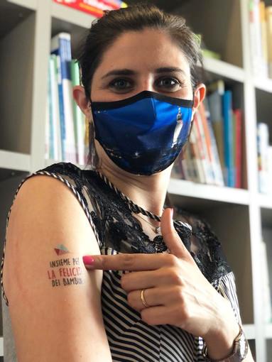 """Appendino in visita al centro Paideia: è tra i supporter della campagna benefica """"Vicini, adesso"""""""