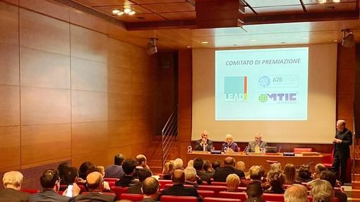 """Giovedì 14 novembre si è tenuta a Milano la 1° edizione del """"Premio Innovazione Aisom"""""""