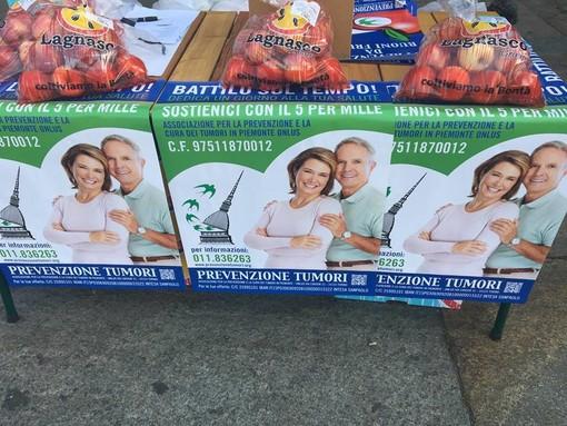 """Prevenzione tumori, al via la raccolta fondi """"Cogli la mela della vita"""""""