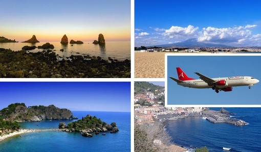 Parti dall'Aeroporto di Cuneo per le tue vacanze in Sicilia: Catania ti aspetta con tariffe da 48 euro a tratta!