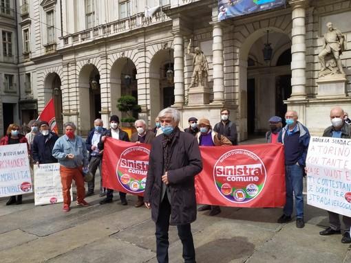 """D'Orsi rilancia le ambizioni della sinistra alternativa per Torino: """"Colmeremo il fossato dalla Torino dei ricchi"""""""