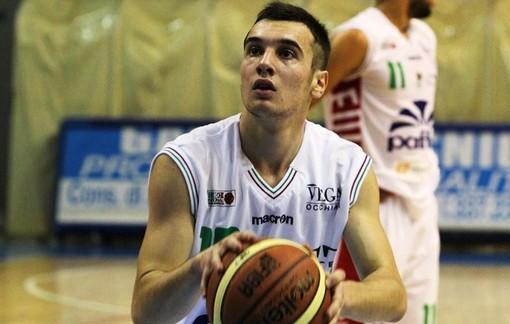 Alessandro Cappelletti è il primo colpo della Reale Mutua Basket Torino