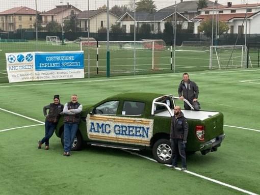 """AMC Green, i leader per gli impianti sportivi """"chiavi in mano"""" - FOTO"""