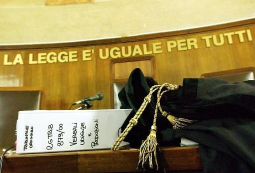 aula del tribunale di torino