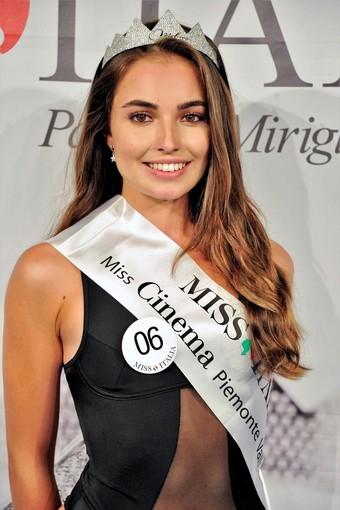 Miss Italia, Giaveno elegge la terza finalista piemontese