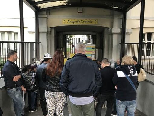 Caos Anagrafe Centrale Torino, più carte d'identità con accesso libero