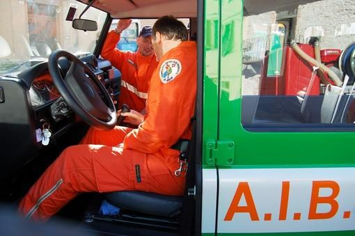 Incendi boschivi: alla Sicilia un contingente del corpo Aib Piemonte, in Sardegna tre automezzi