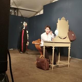 """""""Oggi si recita a braccetto"""": Alex Magno racconta il teatro in Piazza d'Armi"""