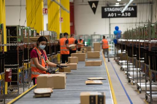Nuovo polo logistico Amazon a Orbassano, chieste certezze sull'occupazione di suolo pubblico