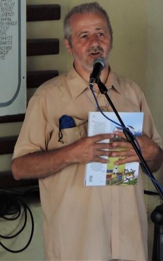 Mario Malan, sindaco di Angrogna