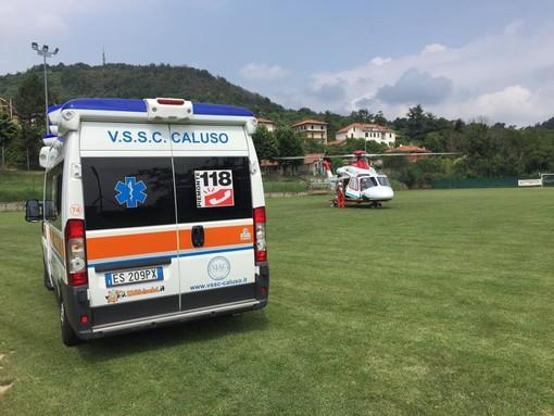 I volontari del soccorso di Caluso inaugurano due nuove ambulanze